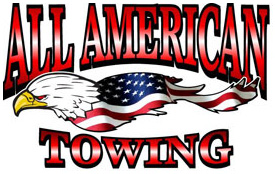 All American Towing logo